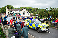 Picture by Alex Whitehead/SWpix.com - 10/09/2017 - Cycling - OVO Energy Tour of Britain - Stage 8, Worcester to Cardiff - police, Mordiford.