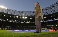 FUSSBALL   1. BUNDESLIGA    SAISON 2012/2013    9. Spieltag   Hannover 96 - Borussia Moenchengladbach         28.10.2012 Sportdirektor Joerg Schmadtke (Hannover 96)