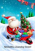 Roger, CHRISTMAS SANTA, SNOWMAN, WEIHNACHTSMÄNNER, SCHNEEMÄNNER, PAPÁ NOEL, MUÑECOS DE NIEVE, paintings+++++_RM-1516-12951247,GBRM1247,#x#