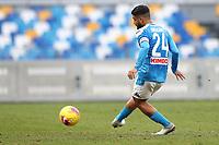 Lorenzo Insigne of Napoli scores a goal penalty<br /> Napoli 14-01-2020 Stadio San Paolo <br /> Football Italy Cup 2019/2020 SSC Napoli - AC Perugia<br /> Photo Cesare Purini / Insidefoto