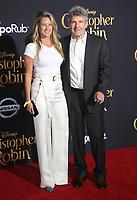 30 July 2018 - Burbank, California - Cody Horn, Alan Horn. Disney's 'Christopher Robin' Los Angeles Premiere held at Walt Disney Studios. <br /> CAP/ADM/FS<br /> &copy;FS/ADM/Capital Pictures