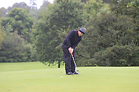 Billy McGarry (Birr) on the 2nd during round 1 of The Mullingar Scratch Cup in Mullingar Golf Club on Sunday 3rd August 2014.<br /> Picture:  Thos Caffrey / www.golffile.ie