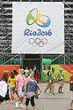 General view, <br /> AUGUST 7, 2016 -  : <br /> Rio 2016 Olympic Games in Rio de Janeiro, Brazil. <br /> (Photo by Sho Tamura/AFLO SPORT)