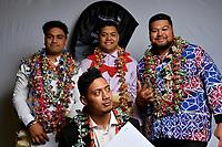 NZIS Graduation at Michael Fowler Centre, Wellington, New Zealand on Friday 14 December 2018. <br /> Photo by Masanori Udagawa. <br /> www.photowellington.photoshelter.com