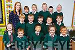 Ms Curran&rsquo;s junior infants class in Firies NS.<br /> 1st row Clara O&rsquo;Brien, Patrick Brosnan, Kevin O&rsquo;Sullivan, Zoe Belle Cleary and Fabian Mroteck.<br /> Middle l-r, Daniel Przyborski, Shane Collins, Harry O&rsquo;Flaherty, Rian Callaghan and Oisin Moynihan.<br /> Back l-r, Miss Curran (Teacher), Aoibhinn Nicolson, Dermot Nealon, Fionn Curtin, Fiachra McCarron, and Adam Bradley.