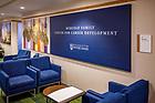 May 18, 2019; Meruelo Family Center for Career Development. (Photo by Peter Ringenberg/University of Notre Dame)