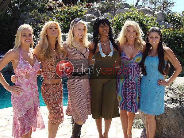 Katie Lohmann, Brande Roderick, Stacy Fuson, Qiana Chase, Heather Kozer and Pilar Lastra<br />