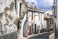 - Middle Ages historical downtown of Ascoli Satriano (Foggia)....- centro storico medioevale di Ascoli Satriano (Foggia)....