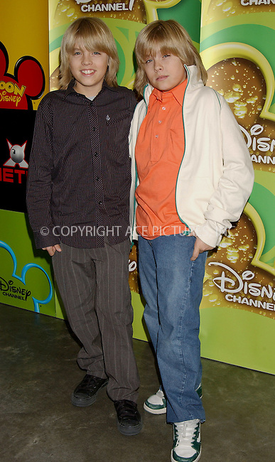 WWW.ACEPIXS.COM . . . . . ....NEW YORK, FEBRUARY 9, 2006....Dylan Sprouse, Cole Sprouse and other Disney Channel Stars greet the press.....Please byline: KRISTIN CALLAHAN - ACEPIXS.COM.. . . . . . ..Ace Pictures, Inc:  ..Philip Vaughan (212) 243-8787 or (646) 679 0430..e-mail: info@acepixs.com..web: http://www.acepixs.com