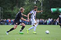 VOETBAL: LANGEZWAAG: Sportpark 'It Pardyske', 09-07-2015, SC Heerenveen - Motherwell F.C., uitslag 0-0, Cavlan Caner, ©foto Martin de Jong