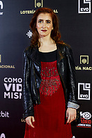 Carmela Lloret attends to 'Como la Vida Misma' film premiere during the 'Madrid Premiere Week' at Callao City Lights cinema in Madrid, Spain. November 12, 2018. (ALTERPHOTOS/A. Perez Meca) /NortePhoto.com