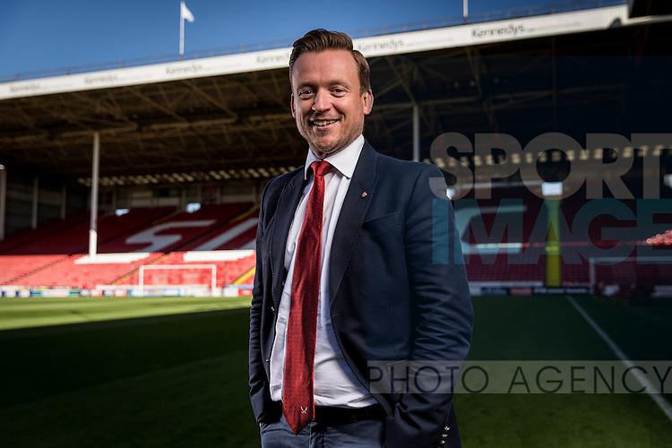Stephen Bettis Chief Executive of Sheffield Utd