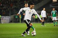 Ilkay Gündogan (Deutschland Germany)- 11.10.2016: Deutschland vs. Nordirland, HDI Arena Hannover, WM-Qualifikation Spiel 3