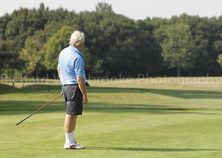 Richard Thomas Leukaemia Fund - Hammonds End Golf Club  4th September 2013