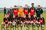 St Brendans Park at FAI Umbro Youth Cup 1/4 Final  St Brendans Park v Galway Hibernians at Christy Leahy Park on Saturday