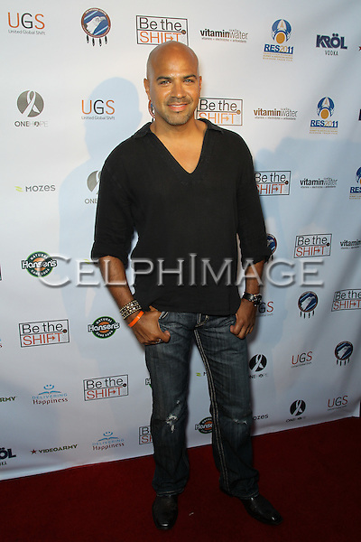 PHILIP ANTHONY-RODRIGUEZ. Red Carpet arrivals to the launch event of Be The Shift at Industry Night Club. West Hollywood, CA, USA. 6/14/2010..