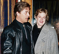 CelebrityArchaeology.com<br /> 1993 FILE PHOTO<br /> Don Johnson, Melanie Griffith<br /> Photo By John Barrett-PHOTOlink.net<br /> -----<br /> CelebrityArchaeology.com, a division of PHOTOlink,<br /> preserving the art and cultural heritage of celebrity<br /> photography from decades past for the historical<br /> benefit of future generations, for these images are<br /> significant, both historically and aesthetically.<br /> ——<br /> Follow us:<br /> www.linkedin.com/in/adamscull<br /> Instagram: CelebrityArchaeology<br /> Blog: CelebrityArchaeology.info<br /> Twitter: celebarcheology