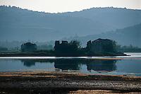 Slowenien, Salinen von Secovlje