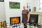 Lesley Harris shows the working stove demonstration at the showroom at  Boyles Stoves Centre, Listowel Road, Tralee