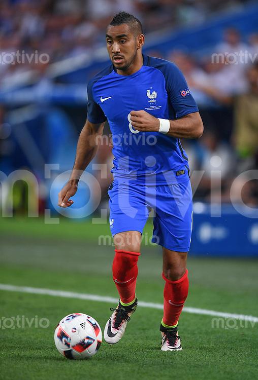 FUSSBALL EURO 2016 HALBFINALE IN MARSEILLE  Deutschland - Frankreich                 07.07.2016 Dimitri Payet (Frankreich)
