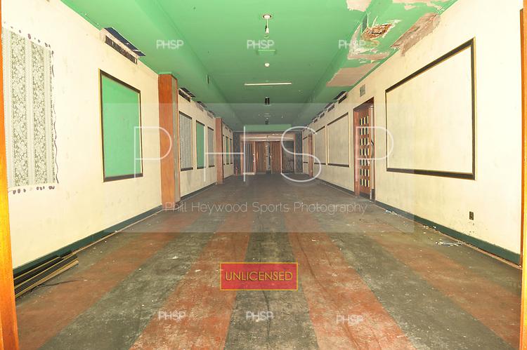 Highland Room corridor