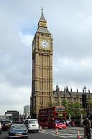 LONDON-UK- 24-05-2008. Big Ben de Londres. Big Ben, London. Photo: VizzorImage