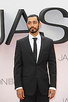 LONDON, ENGLAND - JULY 11: Riz Ahmed attending the 'Jason Bourne' European Premiere at Odeon Cinema, Leicester Square on July 11, 2016 in London, England.<br /> CAP/MAR<br /> &copy;MAR/Capital Pictures /MediaPunch ***NORTH AND SOUTH AMERICAS ONLY***