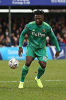Isaac Success of Watford Isaac Success of Watford during Woking vs Watford, Emirates FA Cup Football at The Laithwaite Community Stadium on 6th January 2019