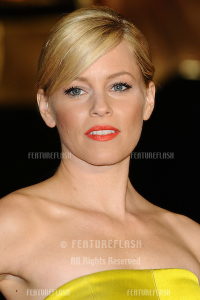 "Elizabeth Banks arriving for the World Premiere of ""The Hunger Games: Catching Fire"" in Leicester Square, London. 11/11/2013 Picture by: Steve Vas / Featureflash"
