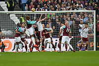 João Mario of West Ham  during West Ham United vs Burnley, Premier League Football at The London Stadium on 10th March 2018