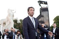 Roma, 5 Giugno, 2013. Paolo Sorrentino al 'One Night Only' Roma organizzato da Giorgio Armani al Palazzo della Civilta Italiana.