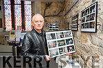 Joe Murphy, St John's Art Centre, Listowel getting ready for annual Photo exhibition of events held in 2015