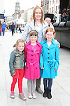 Roisin, Aisling and Sadhbh Carroll Lynn with Lyndsey Lynn at the West Street Wonderland...Photo NEWSFILE/Jenny Matthews.(Photo credit should read Jenny Matthews/NEWSFILE)....This Picture has been sent you under the condtions enclosed by:.Newsfile Ltd..The Studio,.Millmount Abbey,.Drogheda,.Co Meath..Ireland..Tel: +353(0)41-9871240.Fax: +353(0)41-9871260.GSM: +353(0)86-2500958.email: pictures@newsfile.ie.www.newsfile.ie.FTP: 193.120.102.198.
