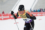 HOLMENKOLLEN, OSLO, NORWAY - March 16: Miroslav Dvorak of Czech Republic (CZE) during the cross country 15 km (2 x 7.5 km) competition at the FIS Nordic Combined World Cup on March 16, 2013 in Oslo, Norway. (Photo by Dirk Markgraf)