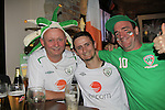 Ireland Fans Croatia Match