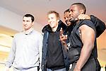 Training Wladimir Klitschko - Hasim Rahman 10.12.2008