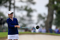 Kaitlyn Papp (USA) during the final  round at the Augusta National Womans Amateur 2019, Augusta National, Augusta, Georgia, USA. 06/04/2019.<br /> Picture Fran Caffrey / Golffile.ie<br /> <br /> All photo usage must carry mandatory copyright credit (&copy; Golffile | Fran Caffrey)