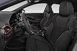Front seat view of 2019 Hyundai i30-Fastback-N Performance-Pack 5 Door Hatchback Front Seat  car photos