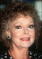 June Lockhart, 1986<br /> Photo by Adam Scull/PHOTOlink