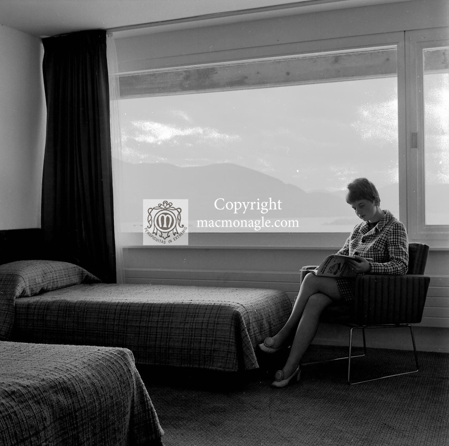 The luxiurious Aghadoe Heights Hotel, Killarney..Picture by Donal MacMonagle