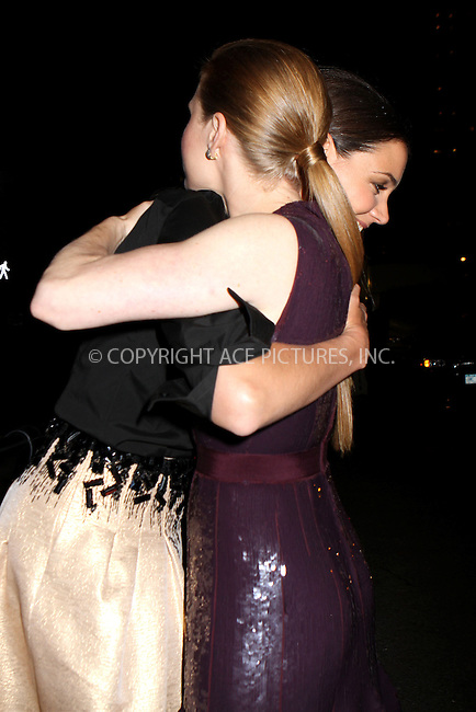 WWW.ACEPIXS.COM....September 5, 2012, New York City, NY.......Katie Holmes and Amy Adams arriving at the 9th Annual Style Awards at Lincoln Center on September 5, 2012 in New York City.........By Line: Nancy Rivera/ACE Pictures....ACE Pictures, Inc..Tel: 646 769 0430..Email: info@acepixs.com
