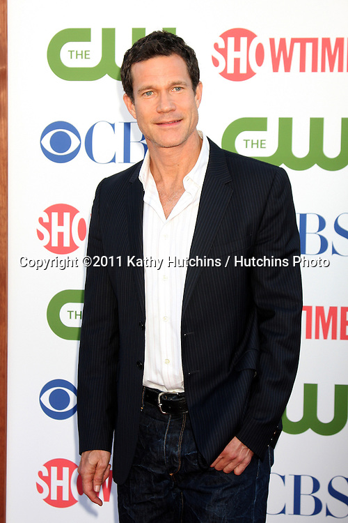 LOS ANGELES - AUG 3:  Dylan Walsh arriving at the CBS TCA Summer 2011 All Star Party at Robinson May Parking Garage on August 3, 2011 in Beverly Hills, CA