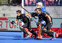 George Muir. Pro League Hockey, Vantage Blacksticks v Great Britain. Nga Puna Wai Hockey Stadium, Christchurch, New Zealand. Friday 8th February 2019. Photo: Simon Watts/Hockey NZ