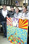 Art Exhibition in Unit 1
