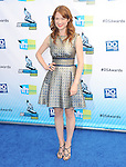 Ellie Kemper attends The 2012 Do Something Awards at the Barker Hangar in Santa Monica, California on August 19,2012                                                                               © 2012 DVS / Hollywood Press Agency
