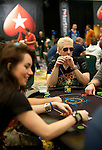 Pokerstars Team Pros Liv Boeree and Elky