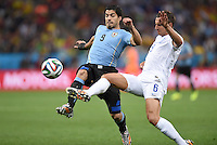 FUSSBALL WM 2014 VORRUNDE  Uruguay - England