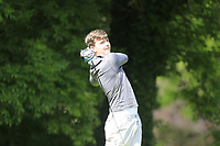 Conor Byrne (Strabane) during the final round of the Connacht Boys Amateur Championship, Oughterard Golf Club, Oughterard, Co. Galway, Ireland. 05/07/2019<br /> Picture: Golffile | Fran Caffrey<br /> <br /> <br /> All photo usage must carry mandatory copyright credit (© Golffile | Fran Caffrey)
