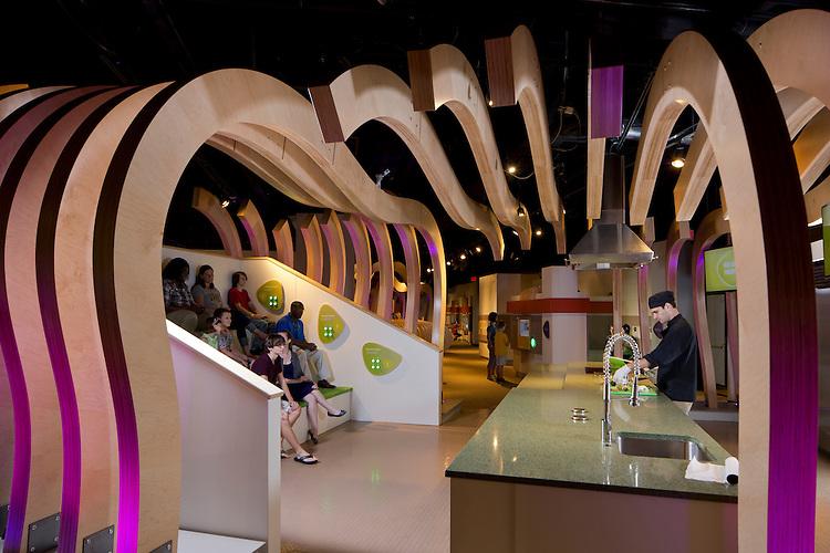BOOST! Exhibit at the Science Museum of Virginia   ROTO Design