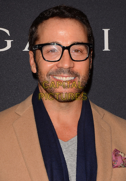 17 February 2015 - Beverly Hills, Ca - Jeremy Piven. BVLGARI and Save the Children launches Stop.Think.Give., a collection of celebrity portraits photographed by Fabrizio Ferri held at Spago. <br /> CAP/ADM/BT<br /> &copy;BT/ADM/Capital Pictures